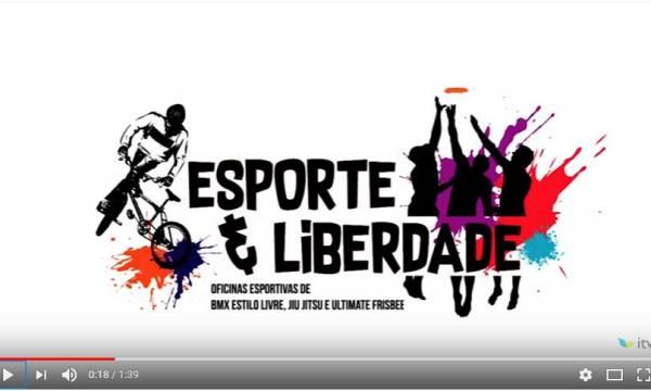 Lanche Especial do Projeto Esporte & Liberdade