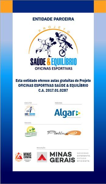Projeto Oficinas Esportivas Saúde & Equilíbrio atende Uberlândia, Uberaba e Patos de Minas